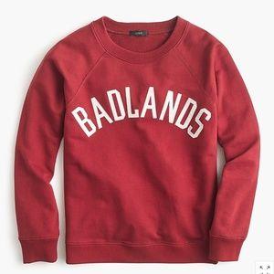 J. Crew Badlands Sweatshirt